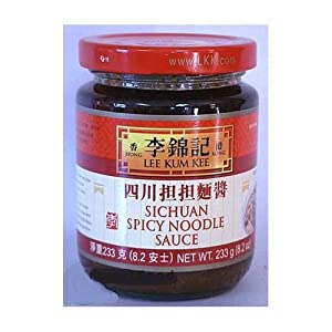 Lee Kum Kee Sichuan Spicy Noodle Sauce - 8 Oz from ImportFood.com