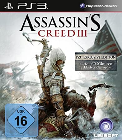 Assassin's Creed 3 - Bonus Edition (100% uncut)