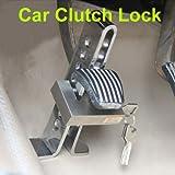 """SUMOMOTO""Auto Supplies Anti-theft Devices SS Clutch Lock Vehicle Brake Throttle Lock"