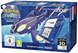 Video Games - Nintendo 2DS (Transparent Blau) inkl. Pokemon Alpha Saphir
