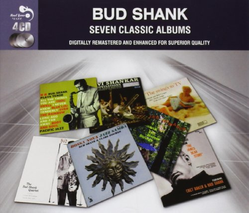 7 Classic Albums - Bud Shank