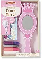 Melissa & Doug DYO Crown Mirror