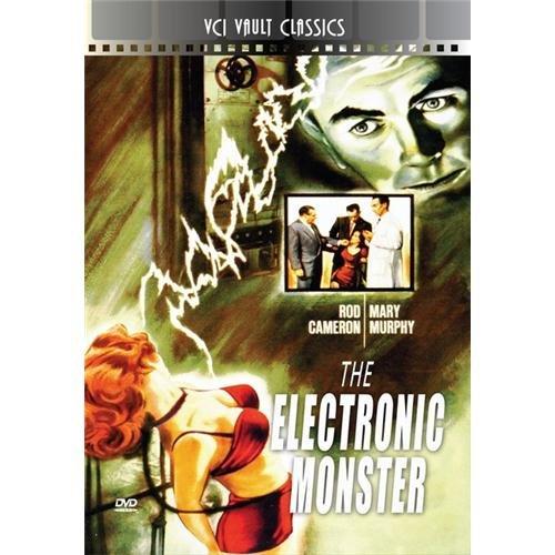 Electronic Monster [DVD]