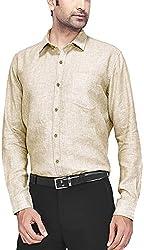 VikCha Men's Casual Shirt PCPL 1110028_2XL