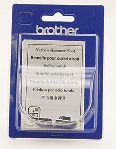 Brother SA126 7mm Narrow Hem Foot by Brother