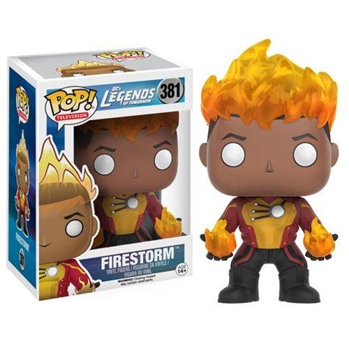 DC's Legends of Tomorrow Firestorm Pop! Vinyl Figure