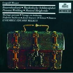 Leopold Mozart: Musikalische Schlittenfahrt - 16. Deutscher Tanz II