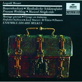 Leopold Mozart: Musikalische Schlittenfahrt - 17. Kehraus. Allegro