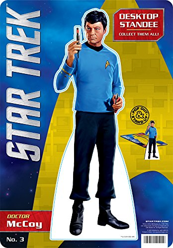 Aquarius Star Trek McCoy Desktop Standee