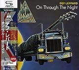 Def Leppard On Through the Night (Jpn)