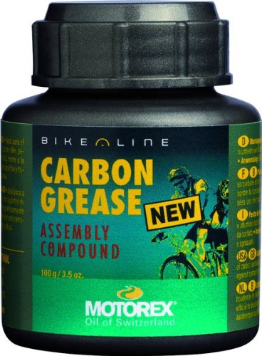 Motorex Carbon Grease 100G Can, Can W/ Brush