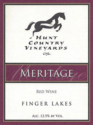 Nv Hunt Country Vineyards Finger Lakes Meritage 750Ml