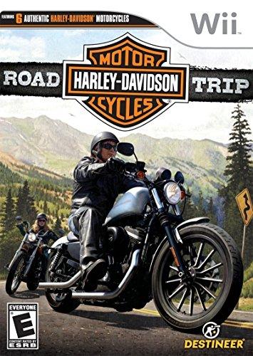Harley Davidson Road Trip - Nintendo Wii