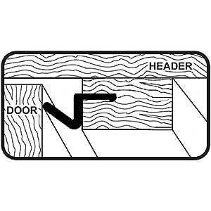Kerf Door Weatherstripping On Shoppinder