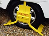 "MILENCO 16"" Wheel Clamp Motorhome M16"