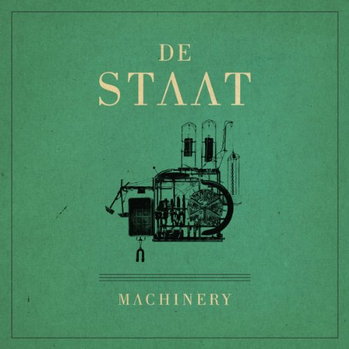 Machinery [Vinyl]