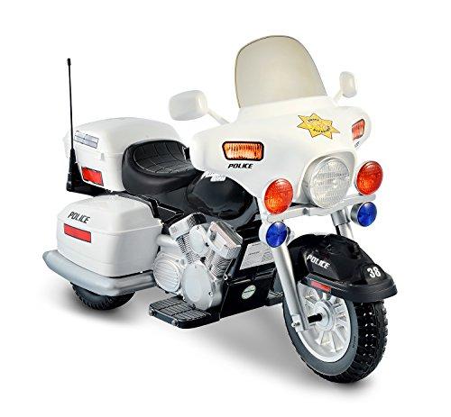 12V Police Motorcycle