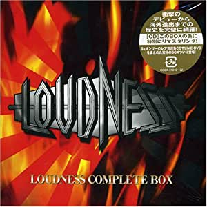 LOUDNESS COMPLETE BOX
