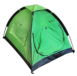 Alcott Explorer Pup Tent, One Size, Green by Alcott