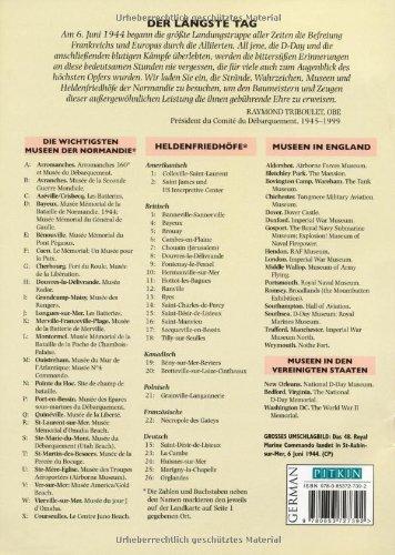 D-Day und die Normandie Invasion 1944 (Pitkin Guides)