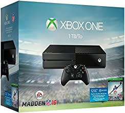 1 TB Xbox One - Madden NFL 16 1 TB Bundle Edition