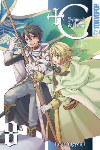 +C: Schwert und Krone, Band 8