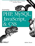 img - for Learning PHP, MySQL, JavaScript, and CSS: A Step-by-Step Guide to Creating Dynamic Websites book / textbook / text book