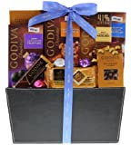 Wine.com Godiva Thank You Chocolate Gift Basket