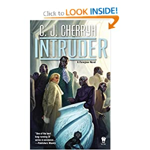 Intruder: Book Thirteen of Foreigner by C. J. Cherryh
