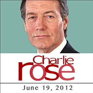 Charlie Rose: Alec Baldwin, Greta Gerwig, Penelope Cruz, Ellen Page, and Letty Aronson, June 19, 2012 Radio/TV Program