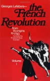 The French Revolution (0231085982) by Georges Lefebvre