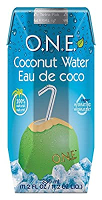 O.N.E. Coconut Water Splash (Pack of 12)