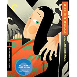 Gate of Hell (Criterion Collection) [Blu-ray]