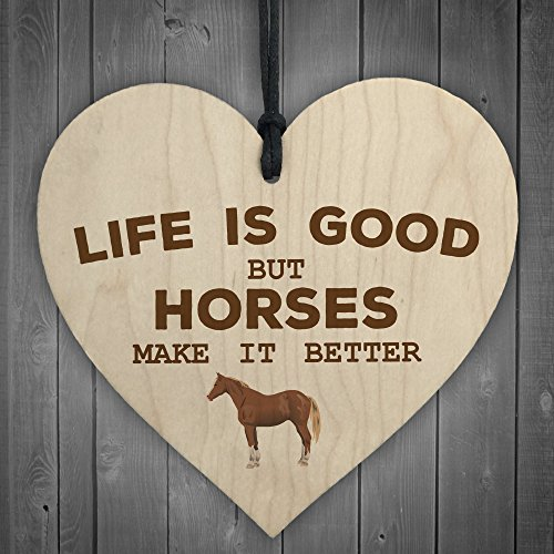 red-ocean-horses-make-life-better-wooden-hanging-heart-plaque-horse-lovers-stable-sign-new
