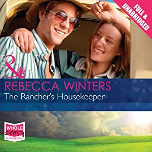 The Rancher's Housekeeper Hörbuch