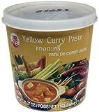 Cock Currypaste, gelb, 1er Pack (1 x 1 kg Packung)