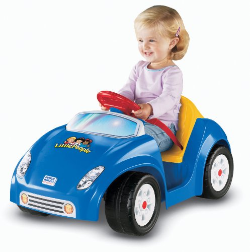 Power Wheels Little People Tot Rod