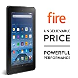 "Fire, 7"" Display, Wi-Fi, 8 GB - Includes Special Offers"