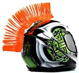 Harry R's Helmet Mohawk Orange