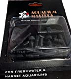 11 Piece Air Control Kit Includes Adjustable Valves & Tee Splitters For High Performance And For Use In Aquariums, Terrariums, And Hydroponics Systems