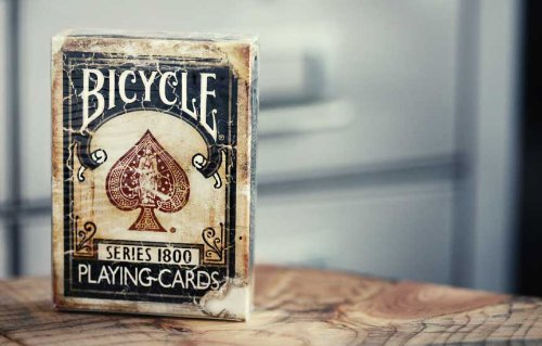 Bicycle 1800 Vintage Series Playing Cards 2 Deck Set by Ellusionist 3