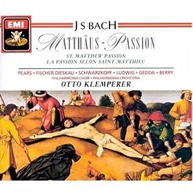 'St Matthew Passion' Bwv244 (1989 Digital Remaster), Part II: Nr.69 Rezitativ: Ach, Golgatha (Alt/2 Oboi Da Caccia/Continuo)