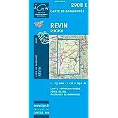 Revin/Rocroi GPS: IGN2908E