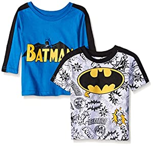 DC Comics Baby Boys' Value Pack Tee Shirts at Gotham City Store