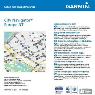 GARMIN City Navigator Europe NT On MicroSD