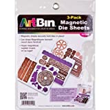 ArtBin Magnetic Die Sheets- 3-Pack refill for 6978AB,6979AB