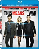 51jGHtM9mVL. SL160  This Means War   Movie Review