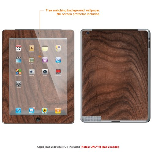 Protective Decal Skin skins Sticker forApple Ipad 2 (released 2011 model) case cover IPAD2-290