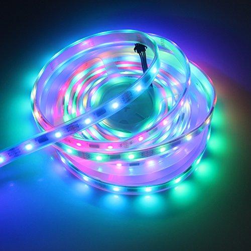 MIYOLE LED Pixel Strip LPD6803 Digital RGB Strip