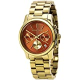 Michael Kors Watches Runway Chronograph Stainless Steel Watch